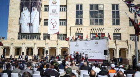Qatar Buka RS Sheikh Hamad di Gaza