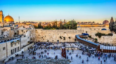 Mengenal Tembok Buraq Masjidil Aqsha
