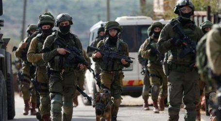 Israel Tangkap 37 Warga Palestina Selama Idul Fitri