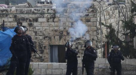 Pasukan Israel Serang Markas Keamanan Palestina di Tepi Barat
