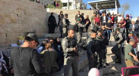Menteri Palestina dibebaskan Militer Israel