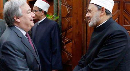 Sekjen PBB Peringatkan Kebencian Terhadap Muslim