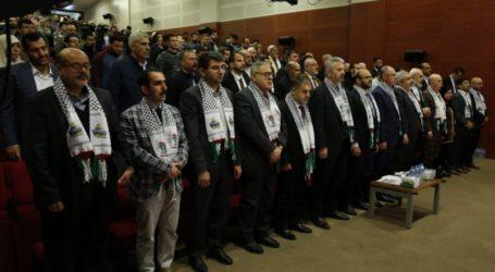 Konferensi Turki-Palestina II Dibuka di Istanbul