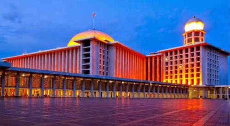 Masjid Istiqlal Tak Gelar Shalat Jumat Dua Pekan ke Depan
