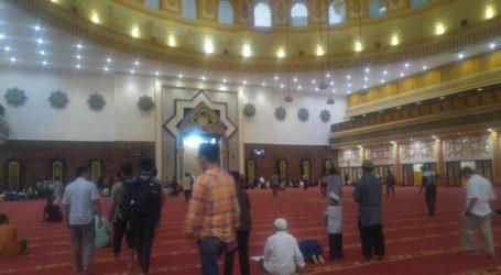 Masjid Islamic Center NTB Hadirkan Tiga Imam Tarawih dari Timteng
