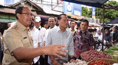DPR: Harga Ketersediaan Bahan Pokok di Bandung Tidak Stabil