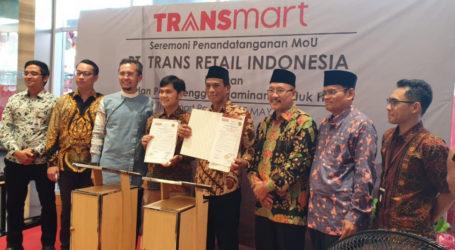 BPJPH Gandeng Trans Retail Indonesia