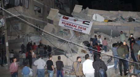 Israel Berusaha Memotong Bantuan Turki ke Gaza