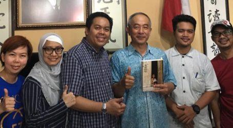 Buku Melihat Indonesia dari Kacamata Warga Taiwan Diluncurkan di Jakarta