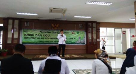 Dompet Dhuafa Bersama RSUD Balaraja Gelar Tarhib Ramadhan