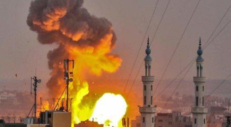Breaking News : Pejuang dengan Zionis Sepakati Gencatan Senjata
