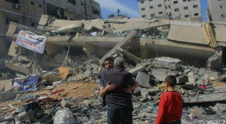 Update Terbaru, 25 Orang Gaza Gugur, Berikut Nama-namanya