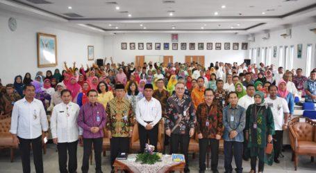 500 Guru DKI Jakarta Ikuti Uji Kemahiran Berbahasa Indonesia