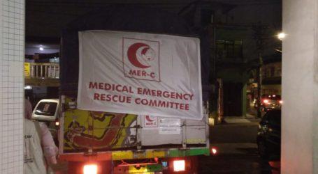 Pascastsunami Banten, MER-C Kirim Lagi Bantuan Medis dan Logistik