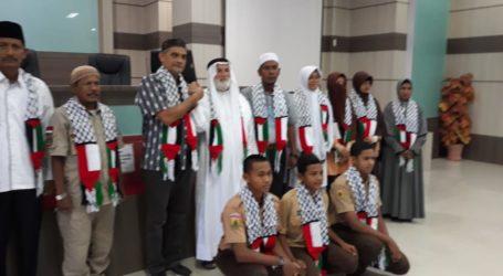 KNRP Sabang Bentuk Duta Al-Aqsha