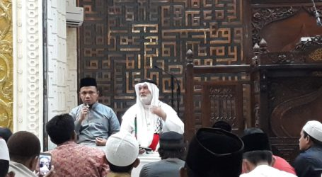Ulama Palestina: Muslimah, Jadilah Seperti Maryam bagi Al-Aqsha