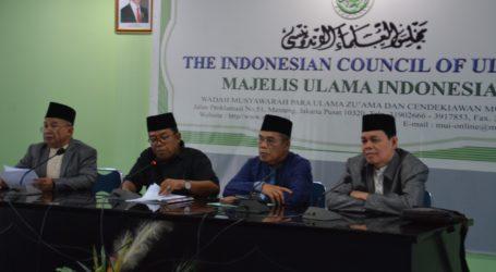 MUI: Jadikan Idul Fitri Momentum Persatuan