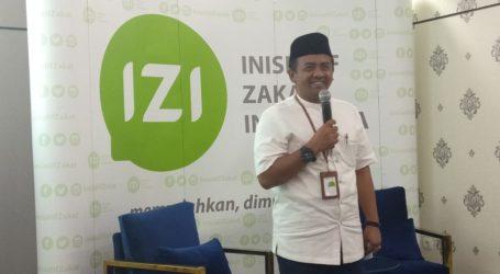 Selama Ramadhan, IZI Salurkan 8.832 Paket untuk Keluarga Miskin