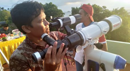 Hilal Belum Terlihat, Sebagian Warga Aceh Mulai Berpuasa Selasa Besok