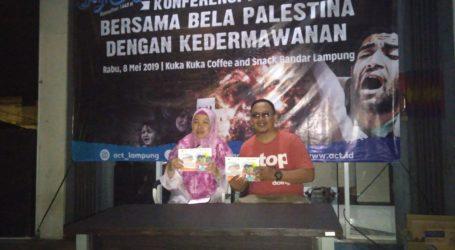 Journalist for Humanity Dorong Sinergi Jurnalis Bantu Palestina