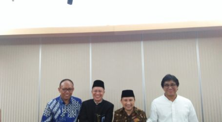 Kemendikbud-Perwakilan NU Tabayun Terkait Protes Penetapan LPD