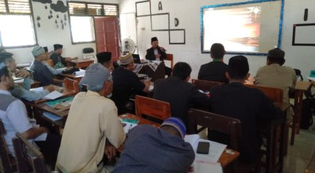 Tangkal Missionaris, Jama'ah Muslimin (Hizbullah) Bekali Dai Materi Kristologi