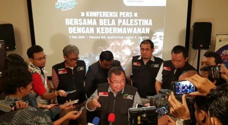 Selama Ramadhan, Target ACT 10 Ribu Ton Pangan untuk Palestina