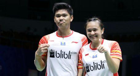 Piala Sudirman 2019: Gebuk Taiwan 3-2, Indonesia Melaju ke Semifinal