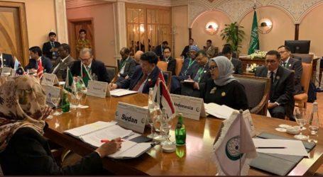 Menlu RI Hadiri KTT OKI di Jeddah