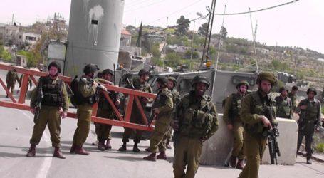Israel Tutup Pos Penyebrangan Tepi Barat dan Jalur Gaza