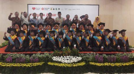 SD Juara Jakarta Raya Gelar Wisuda Akbar di Balai Kota