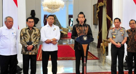 Jokowi Hargai Prabowo Bawa Persengketaan Pilpres ke MK