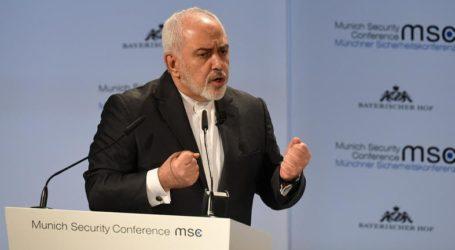 Menlu Iran: Kami Akan Membela Diri Baik Ekonomi Maupun Militer