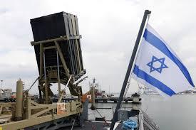 Israel Akui Roket Gaza Tembus Iron Dome