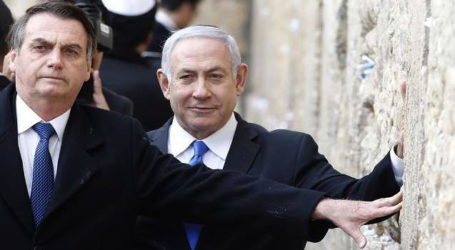 Netanyahu Pimpin Ritual Talmud di Masjid Al-Aqsha