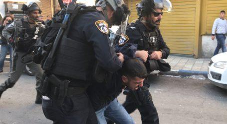 Pagi-Pagi Israel Tangkap 21 Warga Palestina di Tepi Barat