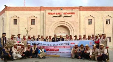 RS Indonesia di Gaza Jadi Kebanggaan Bangsa
