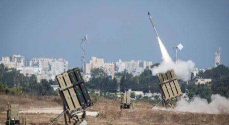 Kubah Besi Israel Gagal Hadang Serangan Roket dari Gaza