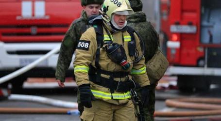 Kecelakaan Pesawat di Rusia, 41 Meninggal