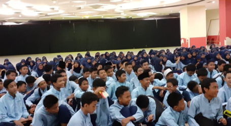 JIC Adakan Pesantren Kilat Siswa Dua Pekan Selama Ramadhan