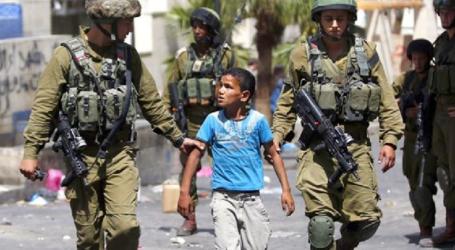Polisi Israel Tangkap Tiga Bocah Palestina di Masjid Al-Aqsa