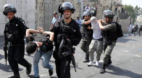 Lebih dari 900 Warga Palestina Ditangkap Selama Maret dan April