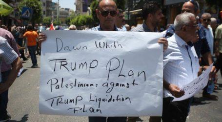 Ribuan Warga Maroko Demo Tolak Konferensi Pengkhianatan di Bahrain