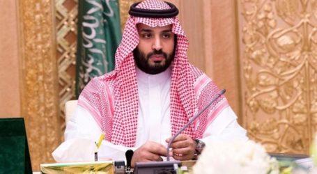 Saudi  Bantah Pertemuan Rahasia MBS dengan Netanyahu