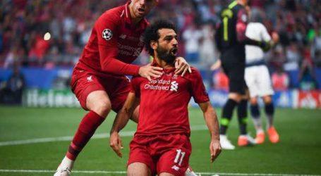 M Salah Bawa Liverpool Juara Liga Champions
