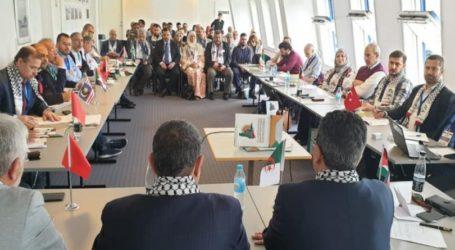 Aktivis Adakan Lokakarya Palestina di Belanda