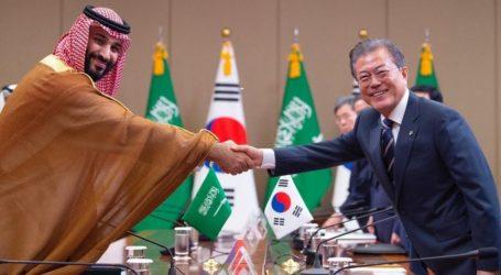 Putra Mahkota Saudi Akan Resmikan Ekspansi Kilang Minyaknya di Korsel