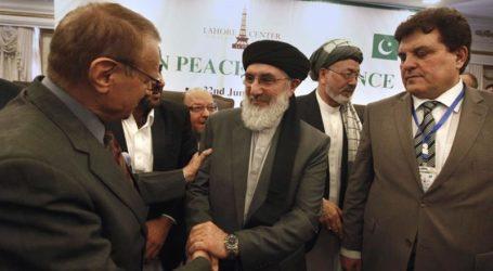 Para Pemimpin Afghanistan Memulai Pembicaraan Damai di Pakistan