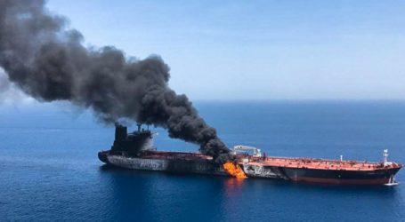 AS-Iran Jual Beli Tuduhan Tanker, Rusia Desak Tahan Diri