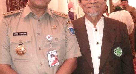 Gubernur DKI Kirim Utusan ke Rakerwil Mathla'ul Anwar